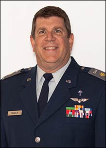 Chaplain Dave Franklin