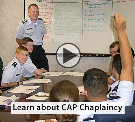 Learn About CAP Chaplaincy